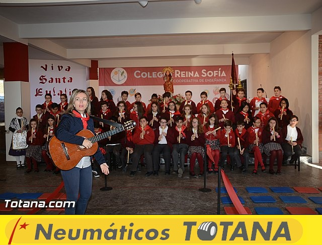 Romería infantil - Colegio Reina Sofía 2016 - 8