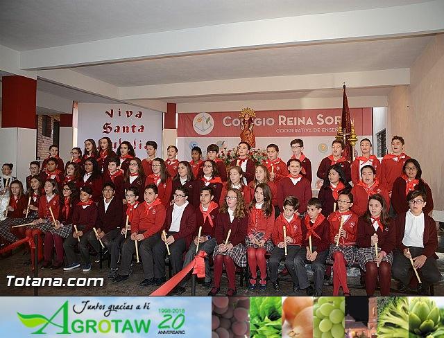 Romería infantil - Colegio Reina Sofía 2016 - 12