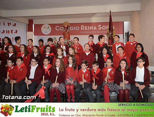 Romería infantil - Colegio Reina Sofía 2016 - 13