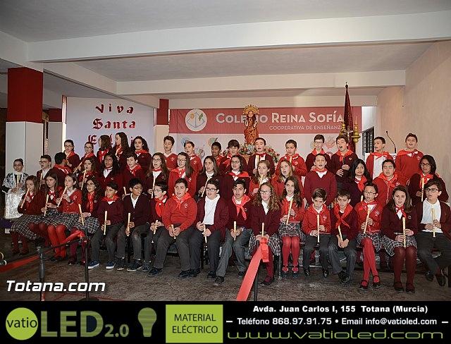 Romería infantil - Colegio Reina Sofía 2016 - 15