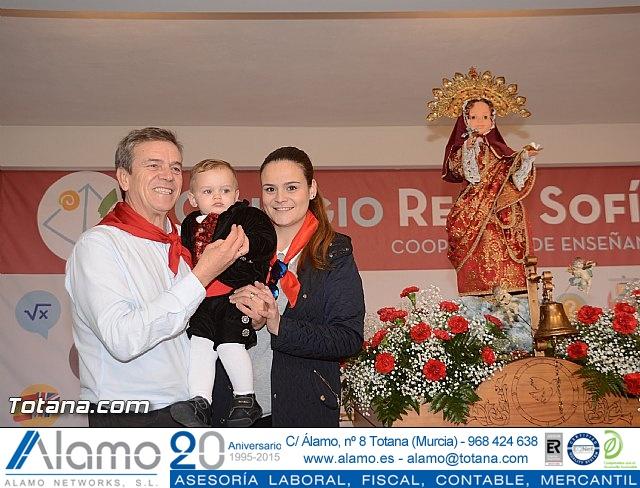 Romería infantil - Colegio Reina Sofía 2016 - 18