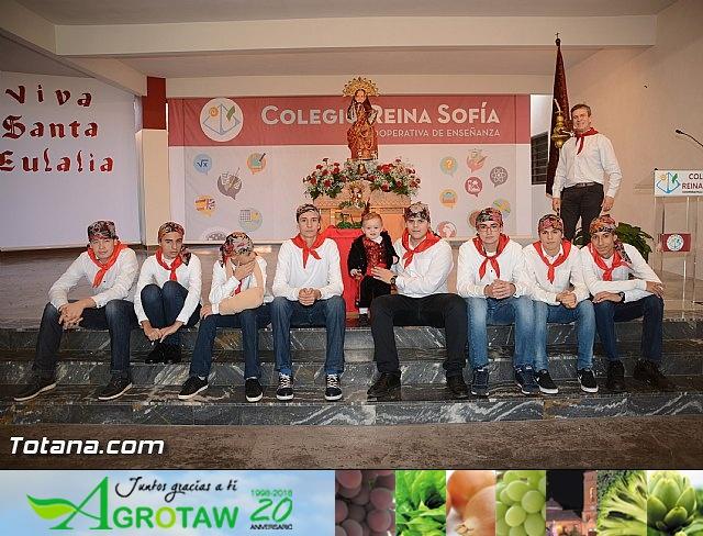Romería infantil - Colegio Reina Sofía 2016 - 20