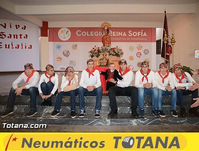 Romería infantil - Colegio Reina Sofía 2016 - 21
