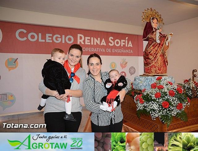 Romería infantil - Colegio Reina Sofía 2016 - 23
