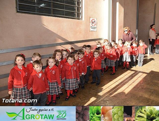 Romería infantil - Colegio Reina Sofía 2016 - 27
