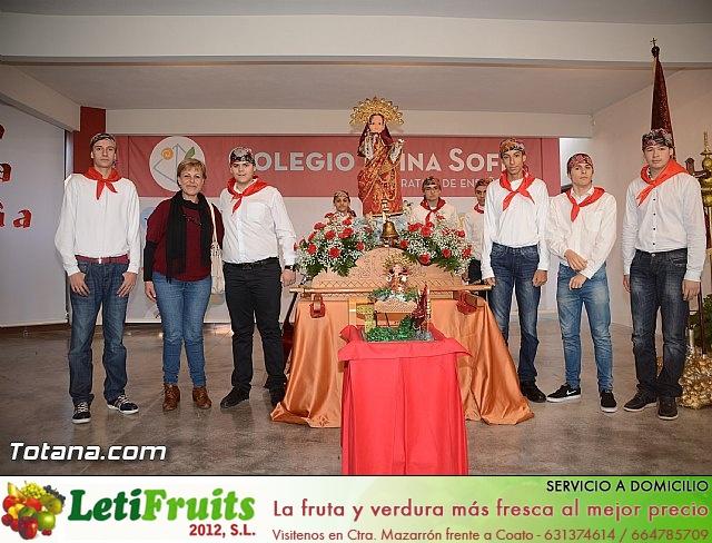 Romería infantil - Colegio Reina Sofía 2016 - 30
