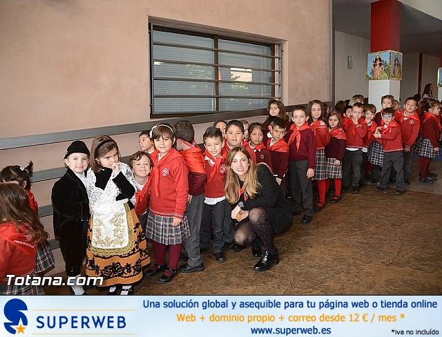 Romería infantil - Colegio Reina Sofía 2016 - 33