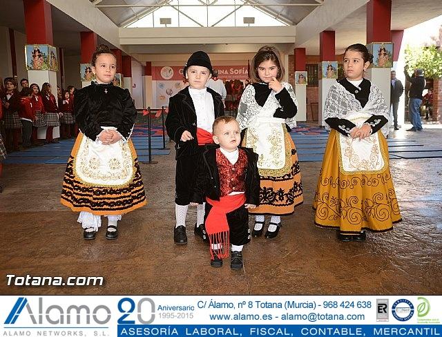 Romería infantil - Colegio Reina Sofía 2016 - 35