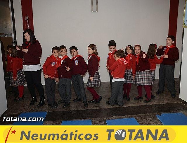 Romería infantil - Colegio Reina Sofía 2016 - 36