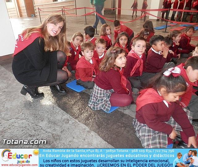 Romería infantil - Colegio Reina Sofía 2016 - 293