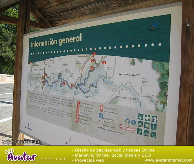 Viaje a Lagunas de Ruidera (Castilla - La Mancha) - 1