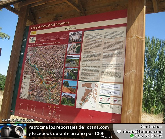 Viaje a Lagunas de Ruidera (Castilla - La Mancha) - 18