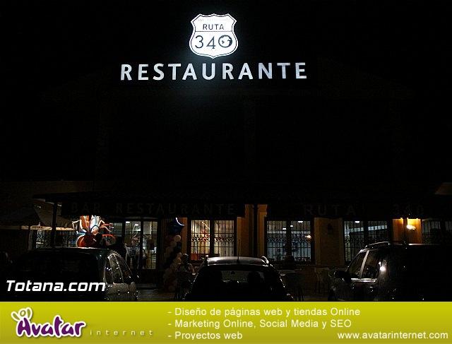 Bar-Restaurante Ruta 340 celebró su primer aniversario con una fiesta temática cubana - 1