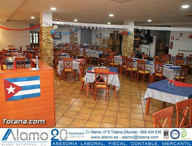 Bar-Restaurante Ruta 340 celebró su primer aniversario con una fiesta temática cubana - 4
