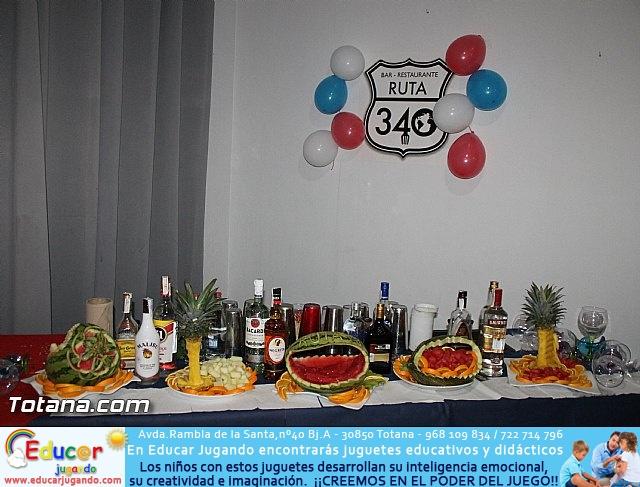 Bar-Restaurante Ruta 340 celebró su primer aniversario con una fiesta temática cubana - 7