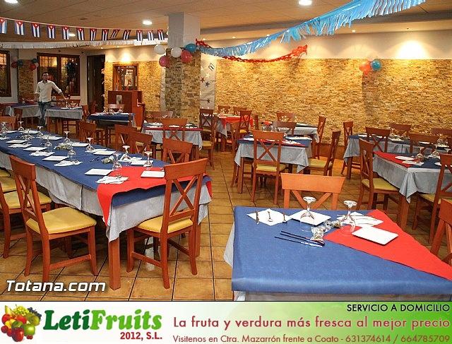 Bar-Restaurante Ruta 340 celebró su primer aniversario con una fiesta temática cubana - 15