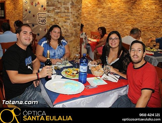 Bar-Restaurante Ruta 340 celebró su primer aniversario con una fiesta temática cubana - 30