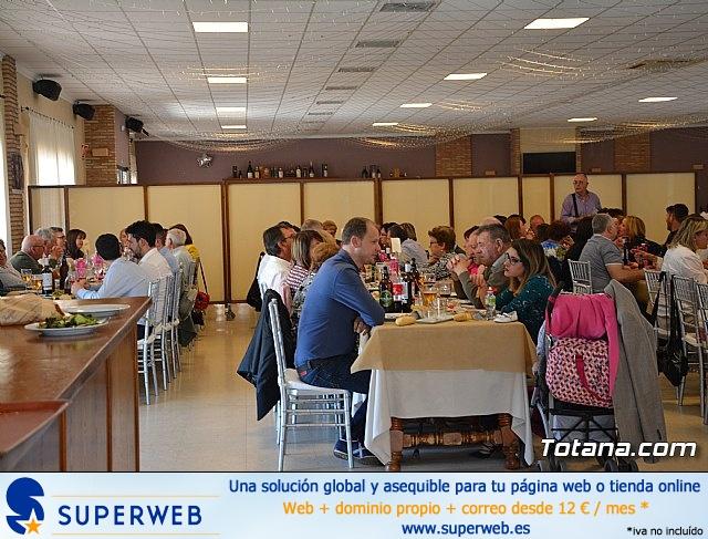 Comida-gala Hdad. de Santa María Salomé y Ecce Homo 2019 - 11