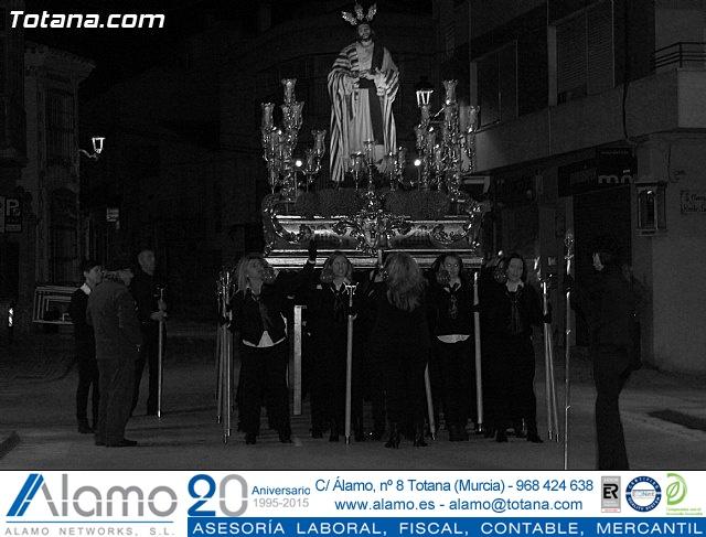 Salutación a Ntra. Sra. de los Dolores - Semana Santa 2015 - 27