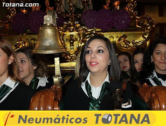 Salutación a Ntra. Sra. de los Dolores - Semana Santa 2015 - 31