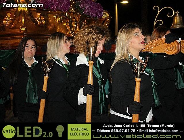 Salutación a Ntra. Sra. de los Dolores - Semana Santa 2015 - 34