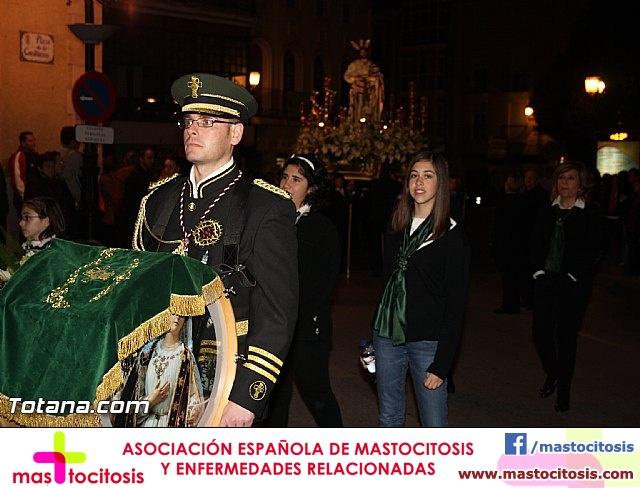 Salutación a la Virgen de los Dolores - 2012 - 30