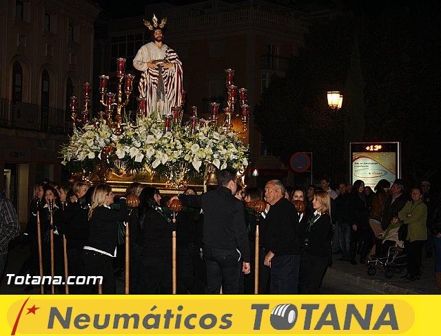 Salutación a la Virgen de los Dolores - 2012 - 34
