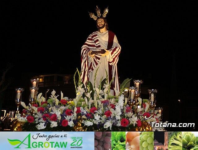 Salutación a Ntra. Sra. de los Dolores - Semana Santa 2019 - 14