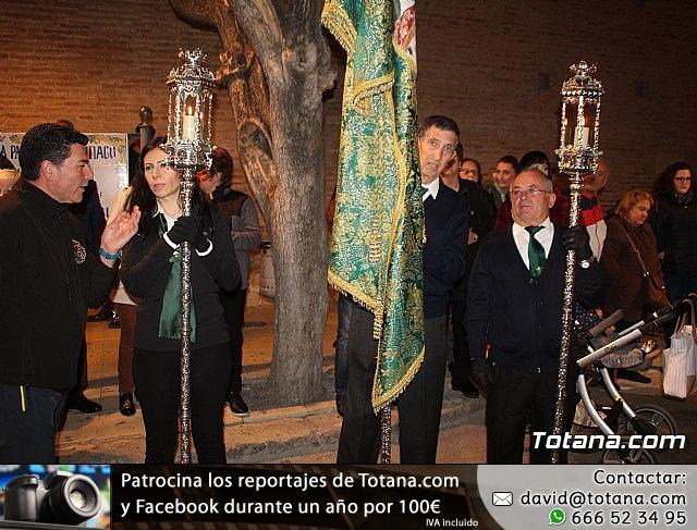 Salutación a Ntra. Sra. de los Dolores - Semana Santa 2019 - 16