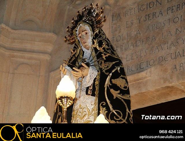 Salutación a Ntra. Sra. de los Dolores - Semana Santa 2019 - 23
