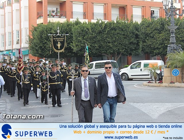 Certamen de Bandas de Cornetas y Tambores y Agrupaciones Musicales 2014 - 1