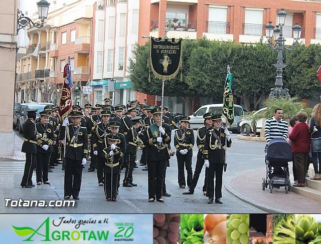 Certamen de Bandas de Cornetas y Tambores y Agrupaciones Musicales 2014 - 15