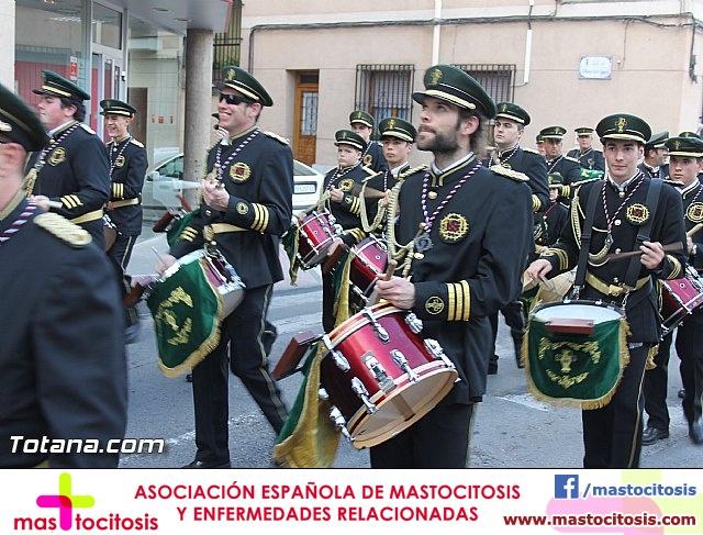 Certamen de Bandas de Cornetas y Tambores y Agrupaciones Musicales 2014 - 17