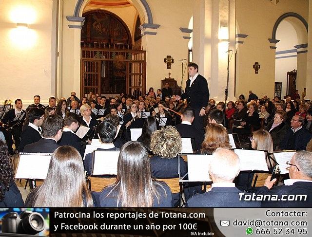 Concierto de Semana Santa XXV Aniversario Banda de Música Hdad. de San Juan Evangelista - 5