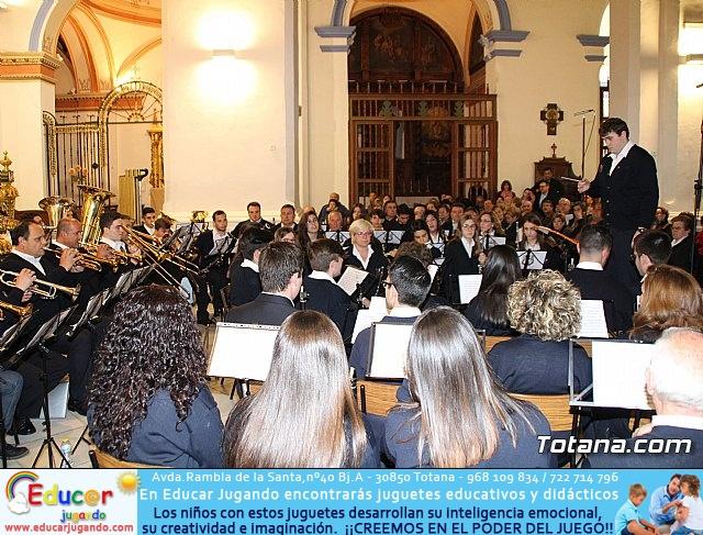 Concierto de Semana Santa XXV Aniversario Banda de Música Hdad. de San Juan Evangelista - 6