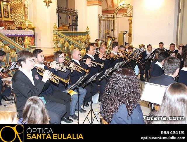 Concierto de Semana Santa XXV Aniversario Banda de Música Hdad. de San Juan Evangelista - 7