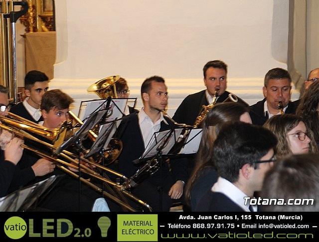 Concierto de Semana Santa XXV Aniversario Banda de Música Hdad. de San Juan Evangelista - 8