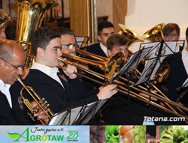 Concierto de Semana Santa XXV Aniversario Banda de Música Hdad. de San Juan Evangelista - 10