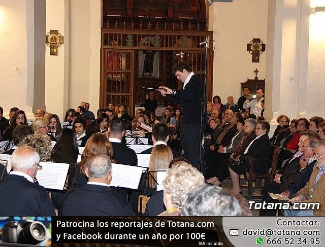 Concierto de Semana Santa XXV Aniversario Banda de Música Hdad. de San Juan Evangelista - 11