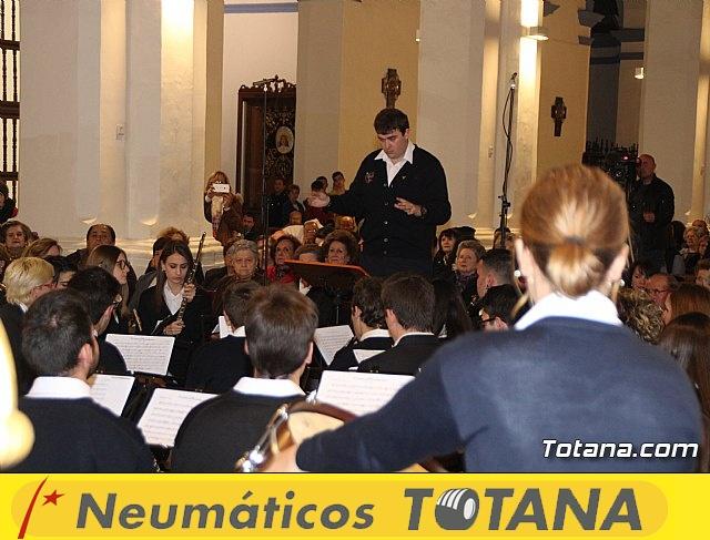 Concierto de Semana Santa XXV Aniversario Banda de Música Hdad. de San Juan Evangelista - 12