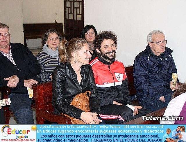 Concierto de Semana Santa XXV Aniversario Banda de Música Hdad. de San Juan Evangelista - 14