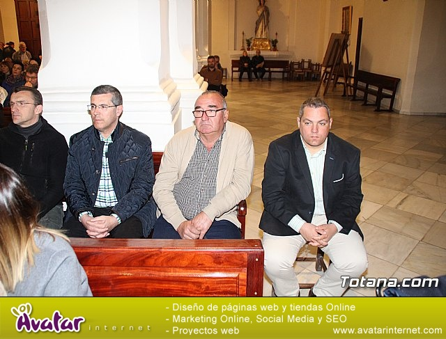 Concierto de Semana Santa XXV Aniversario Banda de Música Hdad. de San Juan Evangelista - 16