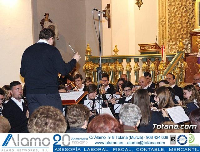 Concierto de Semana Santa XXV Aniversario Banda de Música Hdad. de San Juan Evangelista - 18
