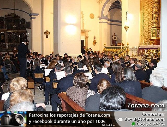 Concierto de Semana Santa XXV Aniversario Banda de Música Hdad. de San Juan Evangelista - 19