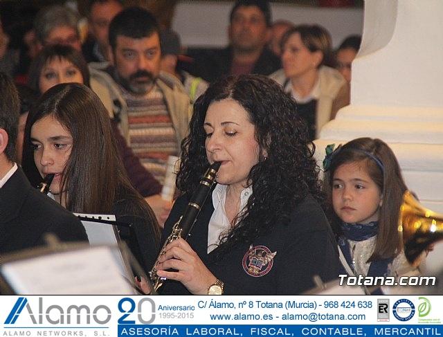 Concierto de Semana Santa XXV Aniversario Banda de Música Hdad. de San Juan Evangelista - 25