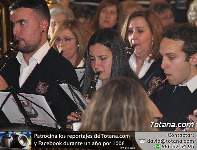 Concierto de Semana Santa XXV Aniversario Banda de Música Hdad. de San Juan Evangelista - 26