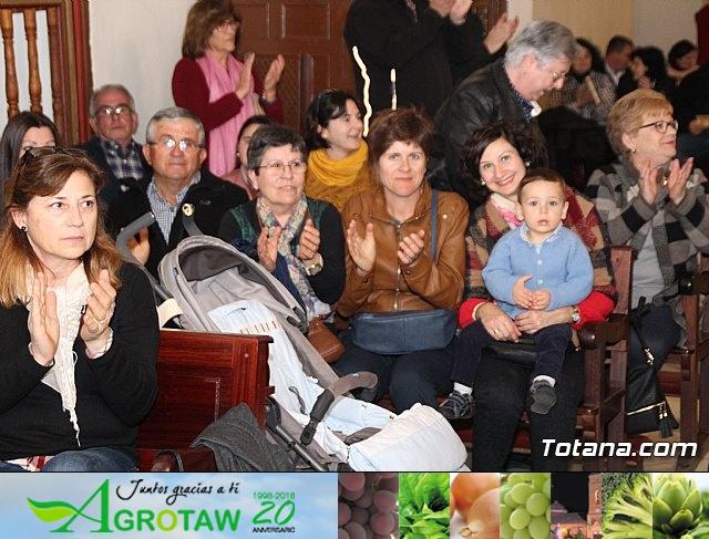 Concierto de Semana Santa XXV Aniversario Banda de Música Hdad. de San Juan Evangelista - 29