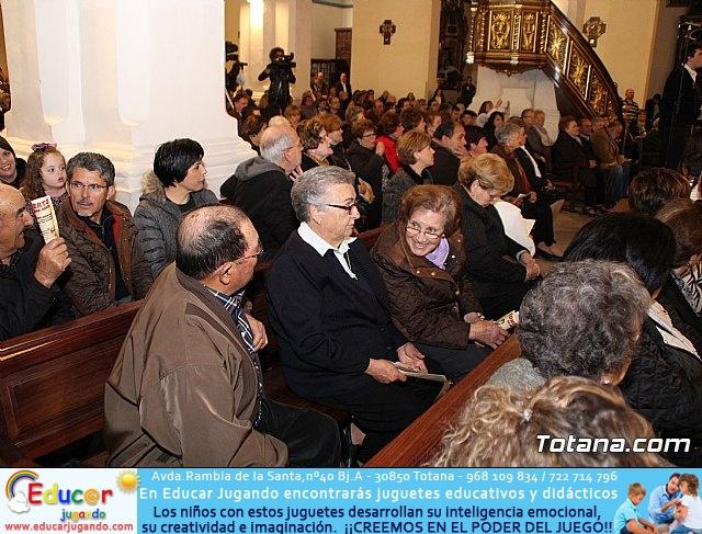 Concierto de Semana Santa XXV Aniversario Banda de Música Hdad. de San Juan Evangelista - 33