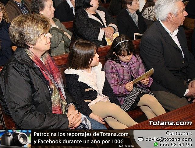 Concierto de Semana Santa XXV Aniversario Banda de Música Hdad. de San Juan Evangelista - 36
