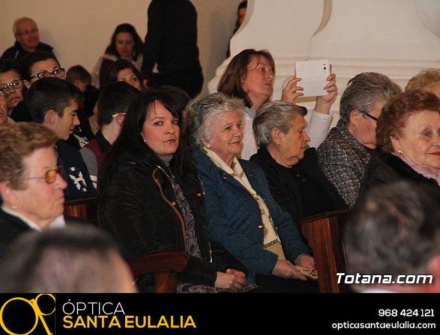 Concierto de Semana Santa XXV Aniversario Banda de Música Hdad. de San Juan Evangelista - 37